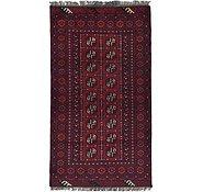 Link to 3' 4 x 5' 11 Afghan Akhche Rug