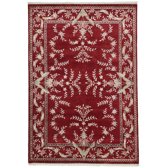 6' 10 x 9' 11 Royal Tabriz Oriental Rug