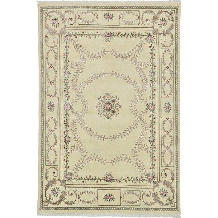 6' 6 x 9' 8 Royal Tabriz Oriental Rug