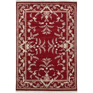 6' 8 x 10' Royal Tabriz Oriental Rug