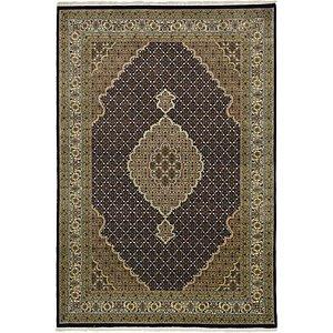 6' 7 x 9' 9 Tabriz Oriental Rug