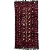 Link to 3' 3 x 6' 5 Afghan Akhche Rug