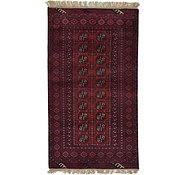 Link to Unique Loom 3' 4 x 5' 11 Afghan Akhche Rug