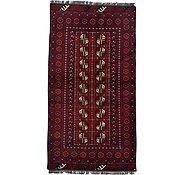 Link to 3' 4 x 6' 5 Afghan Akhche Rug
