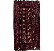 Link to 3' 4 x 6' 3 Afghan Akhche Rug