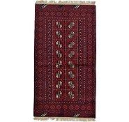 Link to 3' 4 x 6' 2 Afghan Akhche Rug