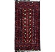 Link to 3' 4 x 6' 5 Afghan Akhche Rug