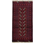 Link to 3' 4 x 6' 7 Afghan Akhche Rug
