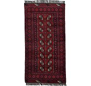 Link to 3' 3 x 6' 5 Afghan Akhche Rug