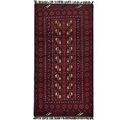 Link to 3' 4 x 6' 4 Afghan Akhche Rug