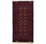 Link to 3' 2 x 6' 2 Afghan Akhche Rug