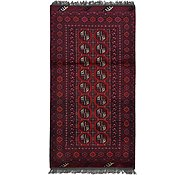 Link to 3' 3 x 6' 2 Afghan Akhche Rug