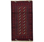Link to 3' 4 x 6' 1 Afghan Akhche Rug