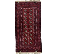 Link to 3' 2 x 6' 2 Afghan Akhche Rug