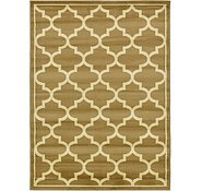 Link to Unique Loom 5' 3 x 7' 2 Trellis Rug
