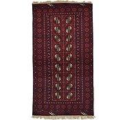 Link to 3' 4 x 6' 1 Afghan Akhche Rug
