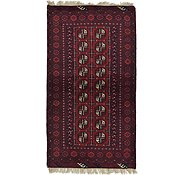 Link to Unique Loom 3' 5 x 6' 2 Afghan Akhche Rug