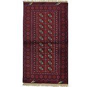 Link to 3' 3 x 5' 11 Afghan Akhche Rug