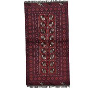 Link to 3' 3 x 6' 3 Afghan Akhche Rug