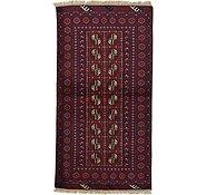 Link to 3' 4 x 6' 3 Afghan Akhche Rug