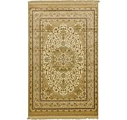 Link to 6' 5 x 10' Mashad Design Rug