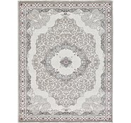 Link to 5' 3 x 7' Tabriz Design Rug