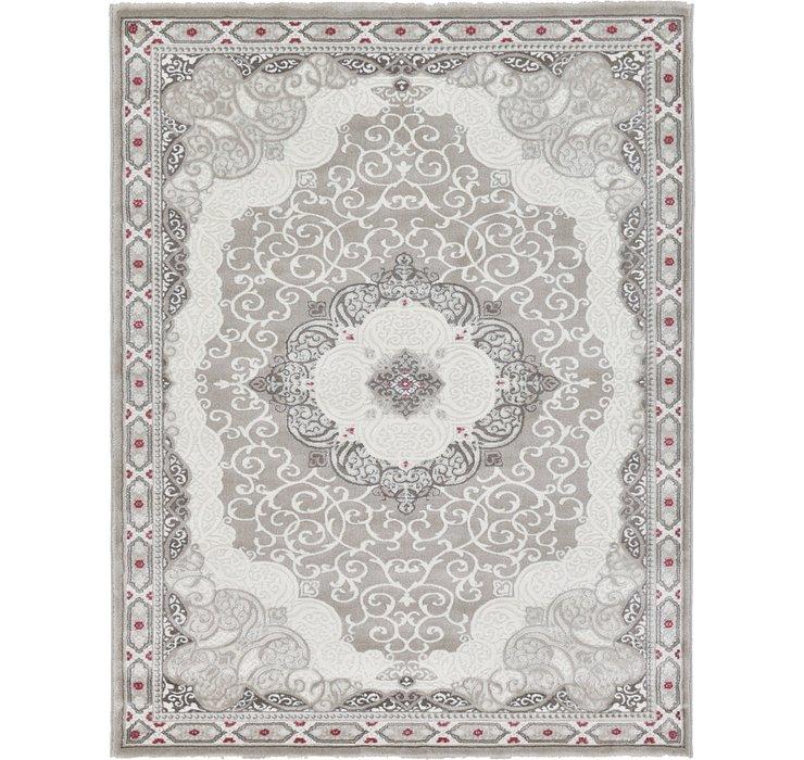 5' 3 x 7' Tabriz Design Rug