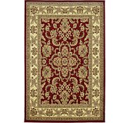 Link to 6' 3 x 9' 6 Classic Agra Rug