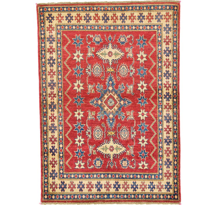 3' 8 x 5' 2 Kazak Oriental Rug