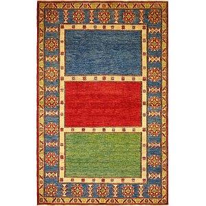 5' 7 x 8' 10 Kazak Oriental Rug