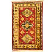 Link to 2' 6 x 3' 11 Kazak Oriental Rug