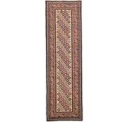 Link to 3' 2 x 10' 2 Kazak Oriental Runner Rug