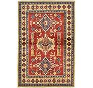 Link to 3' 8 x 5' 6 Kazak Oriental Rug