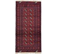 Link to 3' 2 x 6' 3 Afghan Akhche Rug
