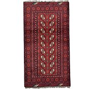Link to 3' 3 x 6' 1 Afghan Akhche Rug