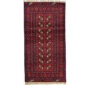 Link to 3' 2 x 6' 1 Afghan Akhche Rug