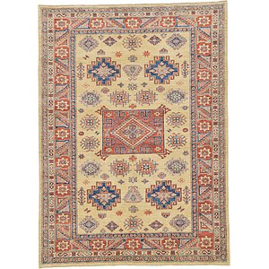 5' 6 x 7' 7 Kazak Oriental Rug