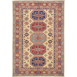 5' 5 x 7' 10 Kazak Oriental Rug