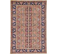 Link to 163cm x 240cm Kazak Oriental Rug