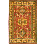 Link to 3' 6 x 5' 3 Kazak Oriental Rug