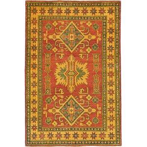 3' 6 x 5' 3 Kazak Oriental Rug