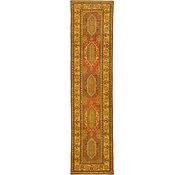 Link to 2' 7 x 10' 5 Kazak Oriental Runner Rug