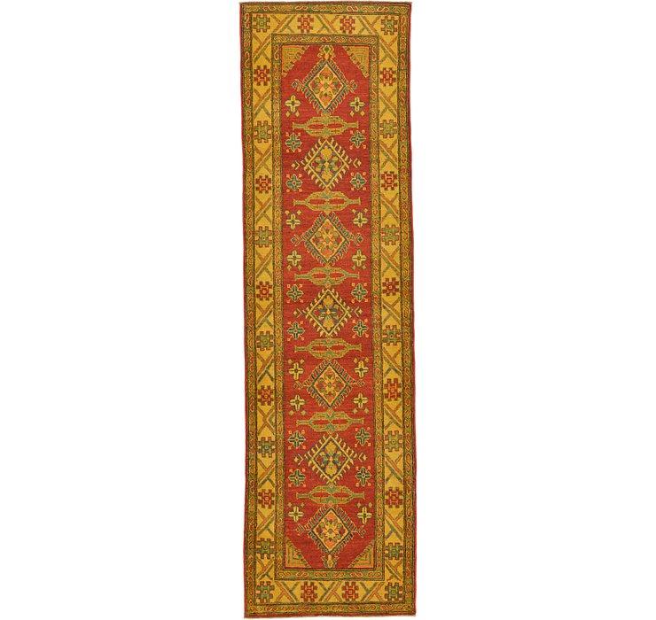 2' 10 x 10' Kazak Oriental Runner Rug