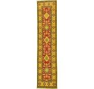 Link to 2' 8 x 11' 6 Kazak Oriental Runner Rug