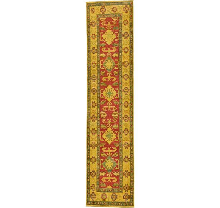 2' 8 x 11' 6 Kazak Oriental Runner Rug