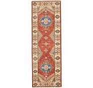 Link to 2' x 5' 9 Kazak Oriental Runner Rug
