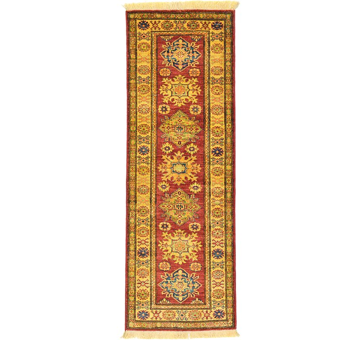 1' 10 x 5' 5 Kazak Oriental Runner Rug