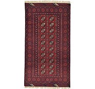 Link to 3' 4 x 6' 2 Afghan Akhche Runner Rug