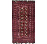 Link to Unique Loom 3' 4 x 6' 1 Afghan Akhche Rug