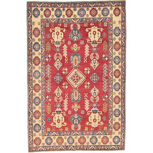 HandKnotted 7' 1 x 10' 8 Kazak Oriental Rug
